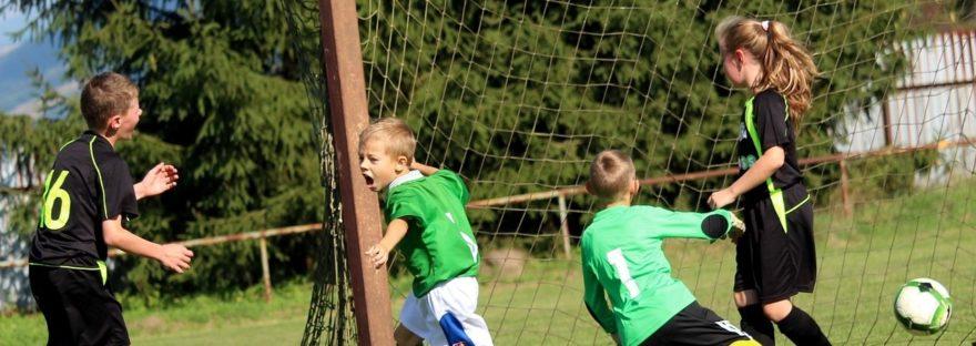 attività fisica e alimentazione nei bambini atleti
